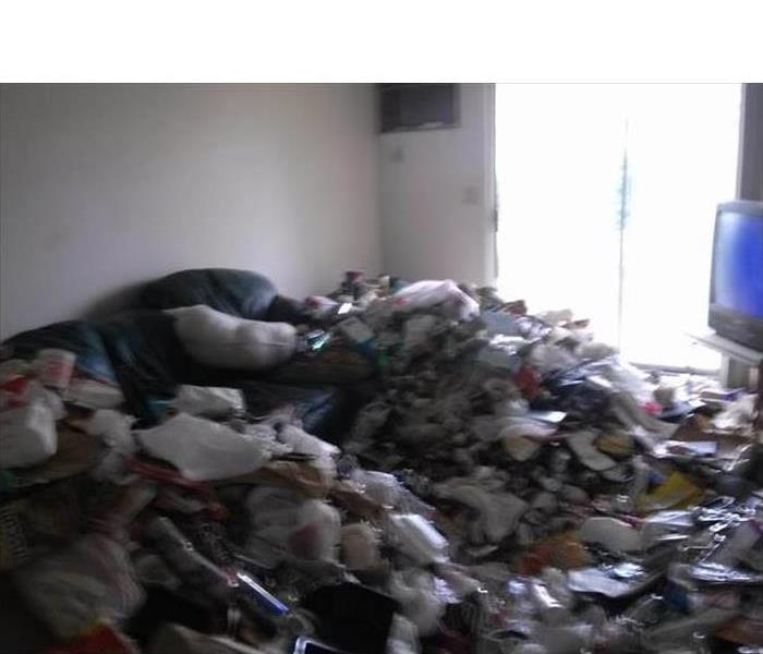 Hoarding Cleanup Services in Spokane, WA Before